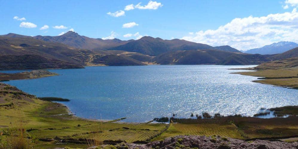 Pampamarca Lagoon