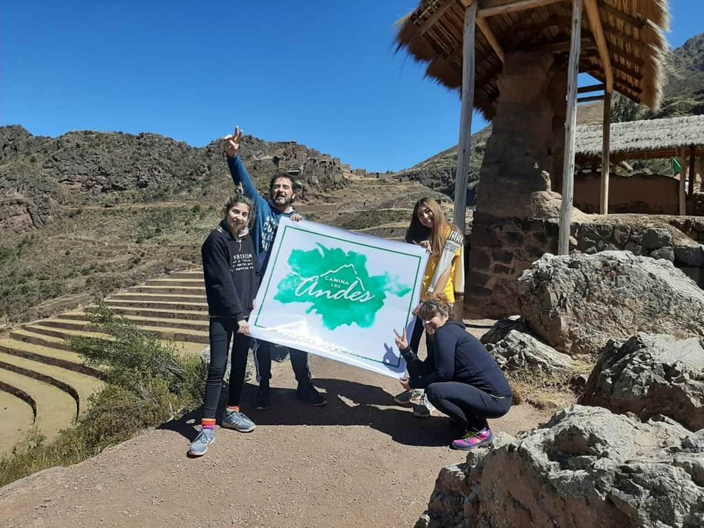 Camina Los Andes