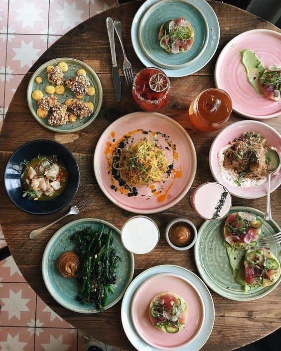 Peruian Foods
