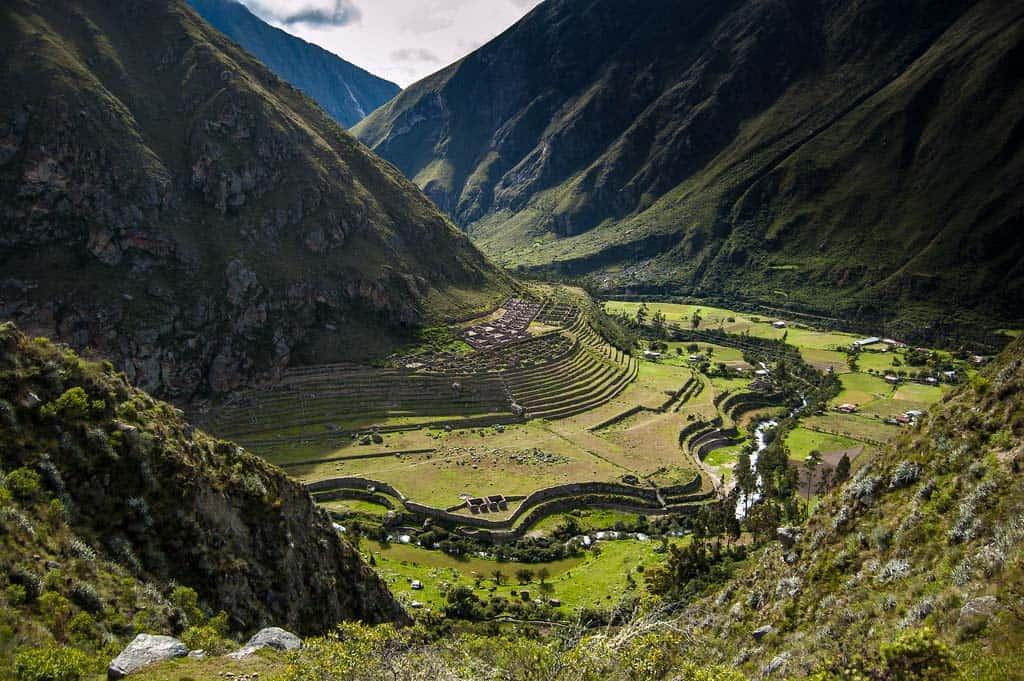 Peru - Way to Machu Picchu - Inca Trail (Camino Inca) - Day 1