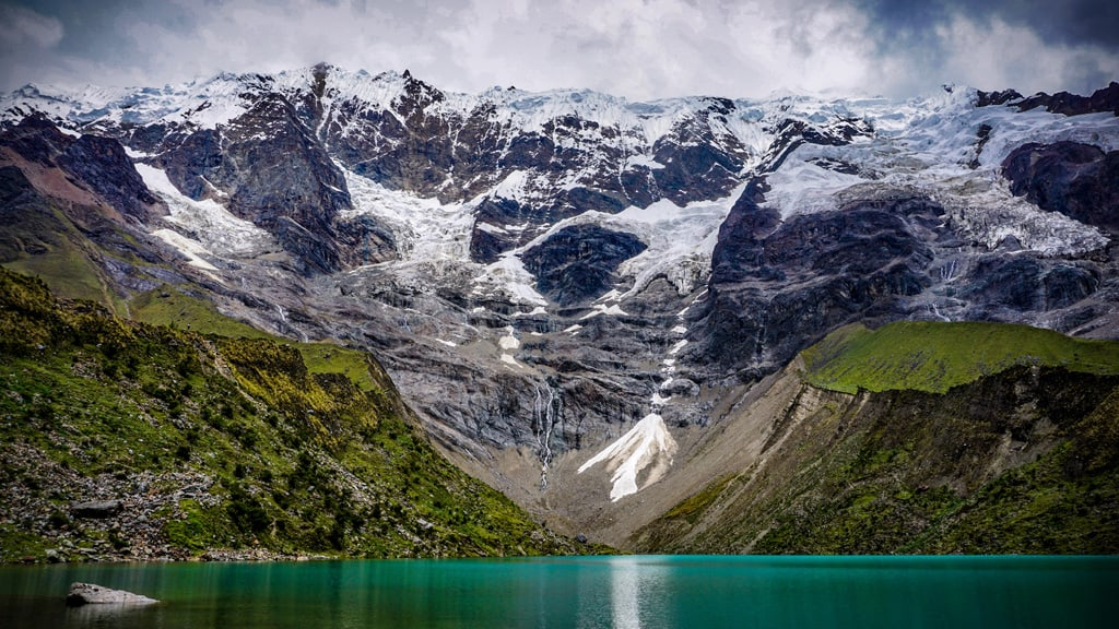Peru Mountain Lake