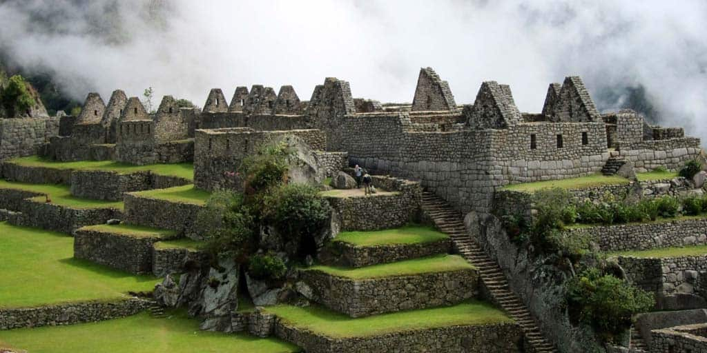 Peru Ruins Breath taking view