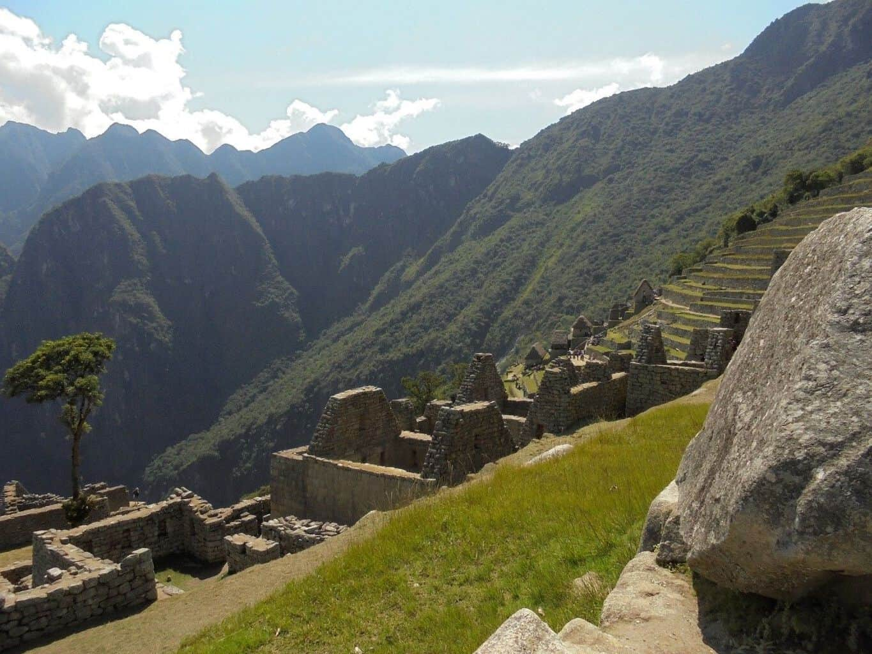 Inca trails