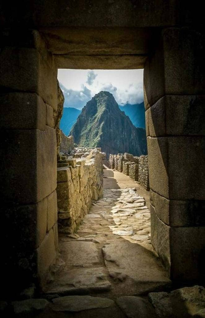 Inca Trial fort