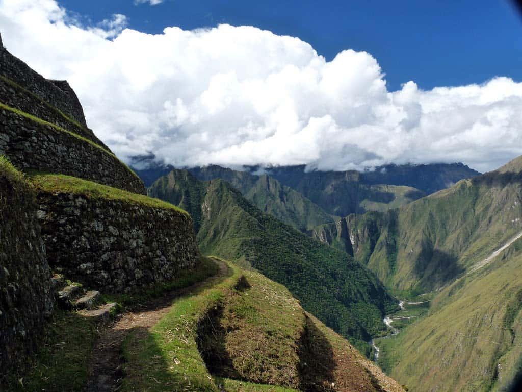 Peru Mountains