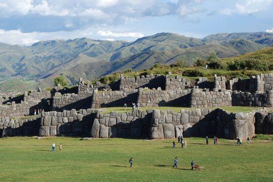 Saqsaywayman Fort