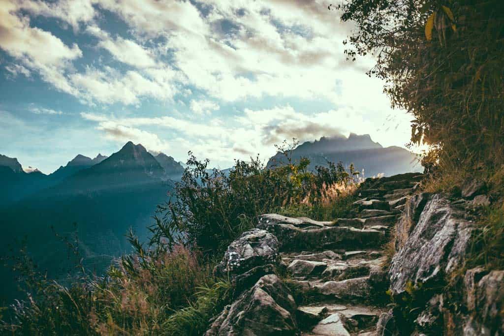 Stone Trail Inca