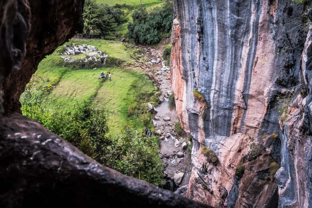 the balcon del diablo peru