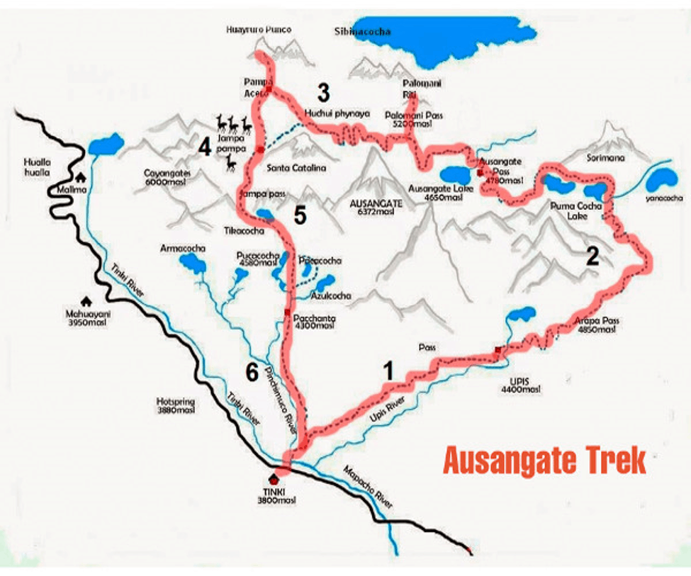 A complete guide for Ausangate Trek