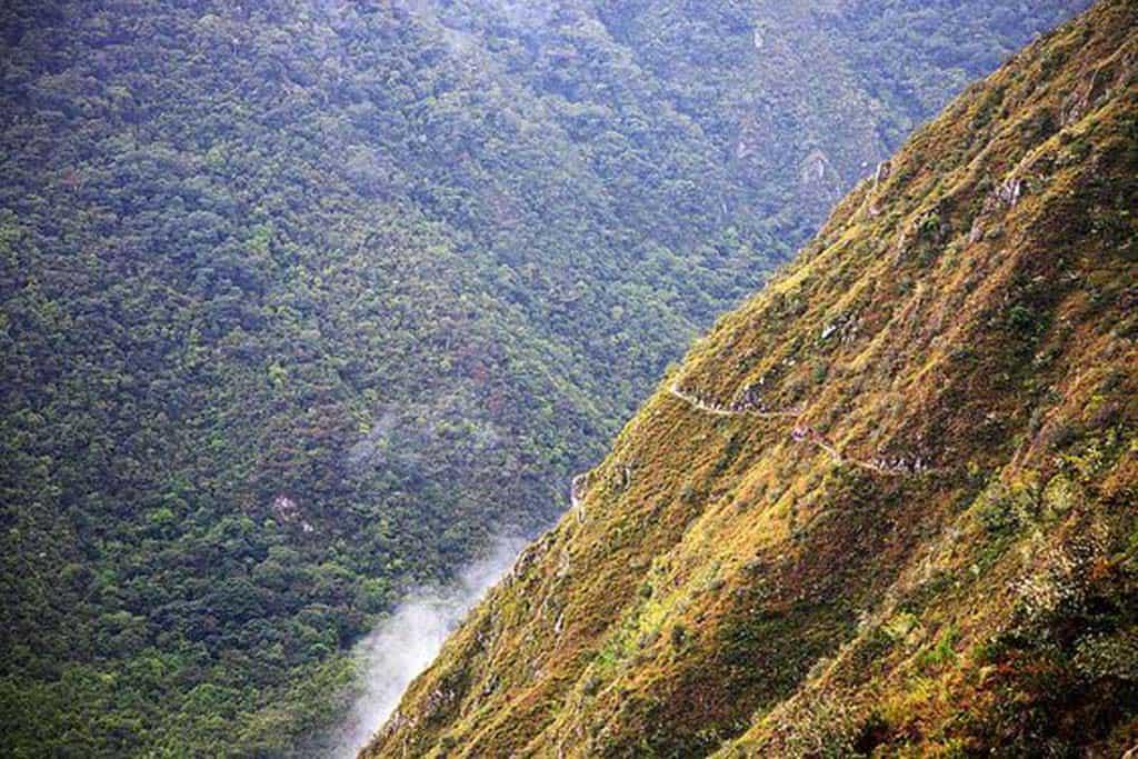 Peru - Inca Mountain View