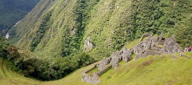Reserves of Machu Picchu Ruins