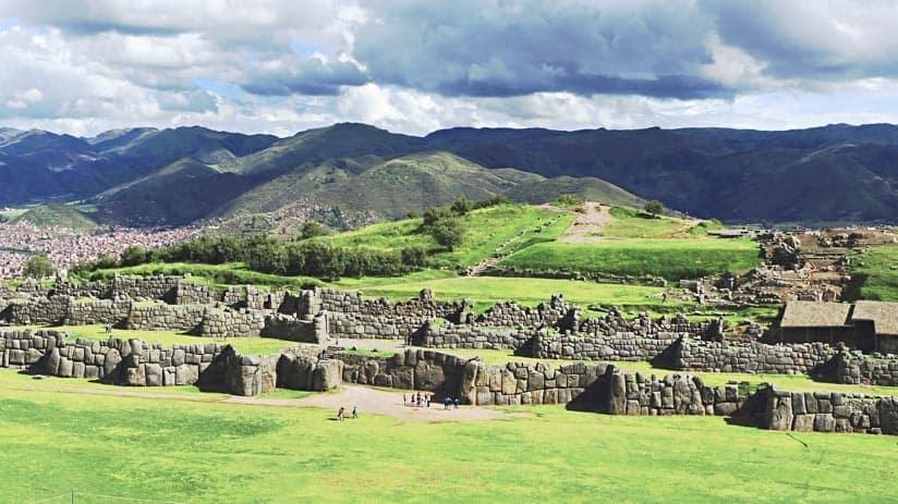 saqsayhuaman fortress