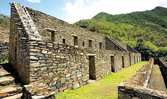 Peru Stone Architecture