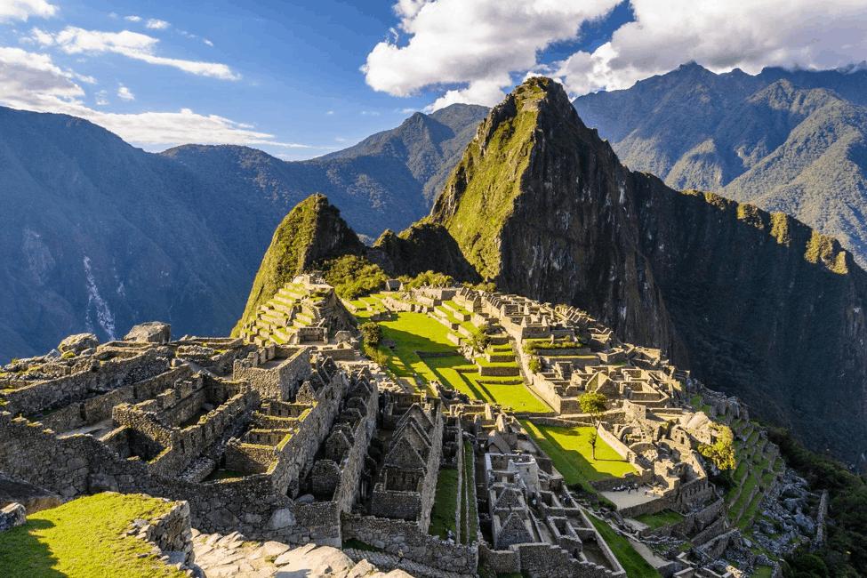 the glorious machu picchu citadel