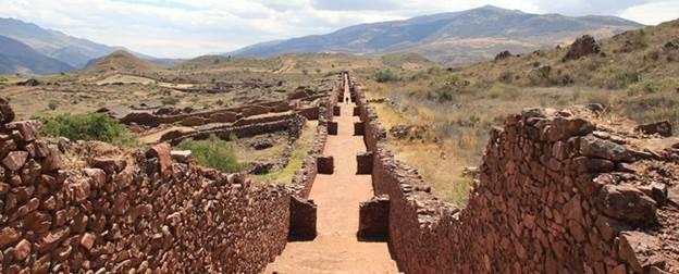 Pikillaqta ruins